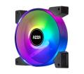 Azza Hurricane II digitális RGB ventilátor 140mm